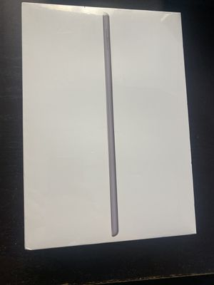 iPad 7th generation 32gb WiFi only sealed never used space grey for Sale in Plantation, FL