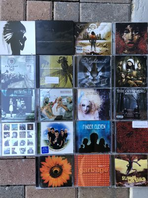 Variety of CDs for Sale in Palm City, FL
