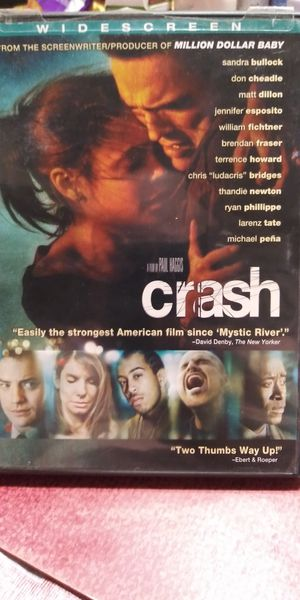 Crash dvd for Sale in Brainerd, MN