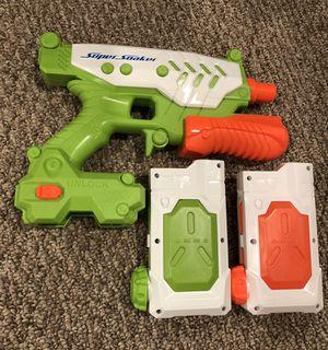 Super Soaker Nerf gun for Sale in Haymarket, VA