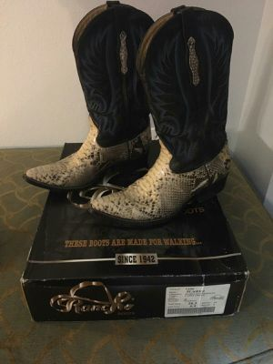 Rancho Cowboy boots for Sale in Kissimmee, FL