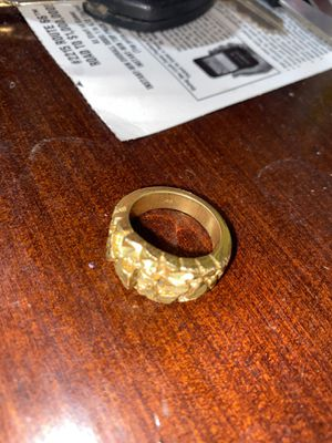 Gold ring for Sale in Fort Worth, TX