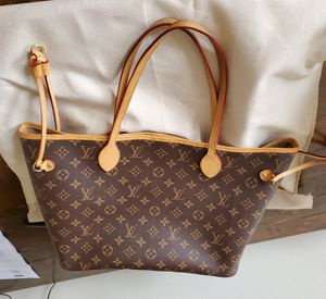 Brown Leather Tote for Sale in St. Louis, MO