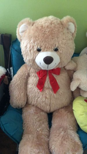 About 4Ft Teddy Bear for Sale in Longmont, CO