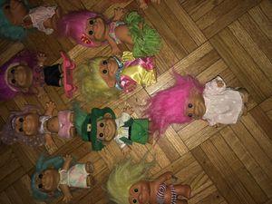 Original trolls for Sale in Carlstadt, NJ