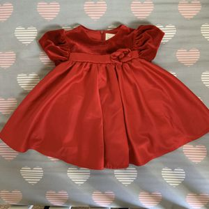 0-3 red dress. for Sale in Fresno, CA