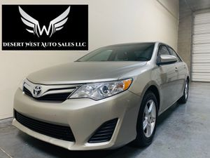 2014 TOYOTA CAMRY for Sale in Avondale, AZ