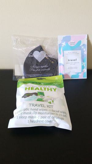 Victoria's Secret face mask and travel kit for Sale in East Norriton, PA