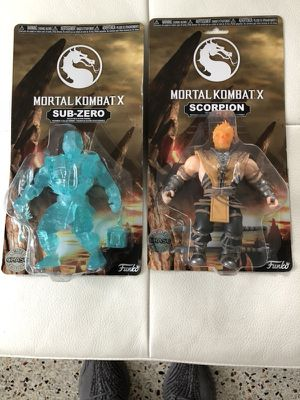 Funko Mortal Kombat CHASE EDITION for Sale in Miami, FL