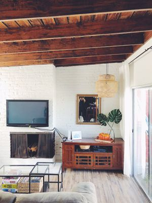 Sinnerlig rattan Pendant Reconfigured for plug-in use for Sale in Playa del Rey, CA