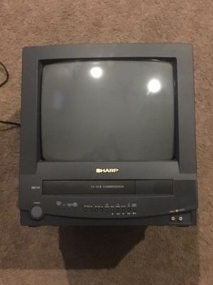 Tv / vcr combination for Sale in Jackson Township, NJ