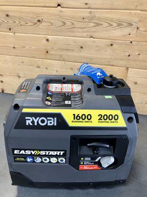 RYOBI Digital Inverter Generator for Sale in Garden Grove, CA