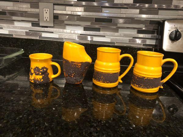 Hand made Pottery - Canada