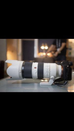 Sony 70-200mm for Sale in Dallas, TX