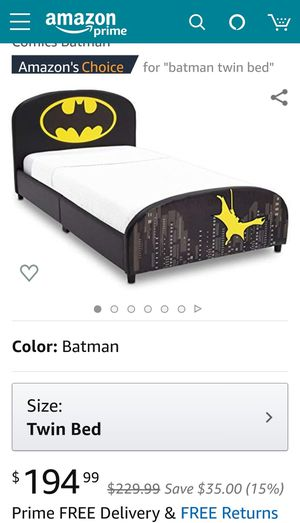 Batman Bed Frame!! for Sale in Chapin, SC