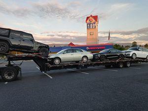 4 CAR CAROLINA TRAILER for Sale in Mableton, GA