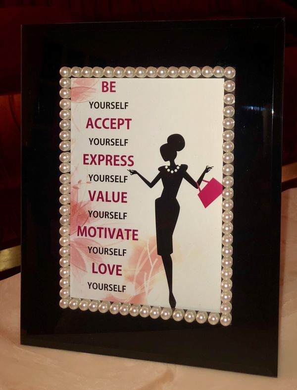 Self Confidence Builder