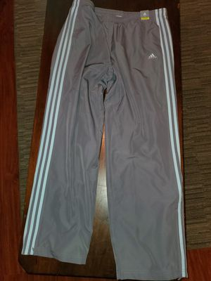 Adidas pants size large for Sale in Irving, TX