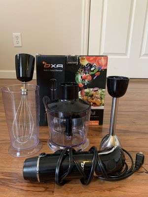 4-in-1 Hand Blender for Sale in Denver, CO