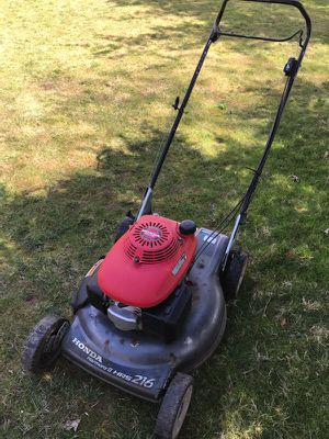 Honda Lawn Mower Harmony 2 HRS216 for Sale in Penllyn, PA