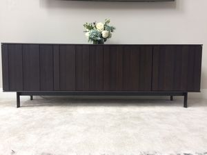 Media Console Table for Sale in Fairfax, VA
