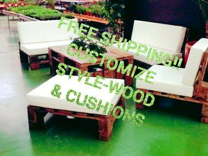 New! Custom patio furniture for Sale in New York, NY