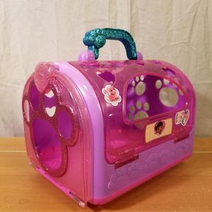 Disney Jr Doc McStuffins on the Go Pet Carrier for Sale in Lynbrook, NY