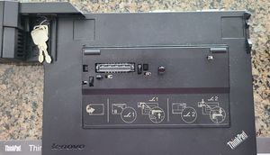 Lenovo ThinkPad mini dock station for Sale in Middletown, CT