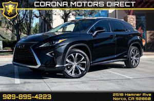 2016 Lexus RX 450h for Sale in Norco, CA