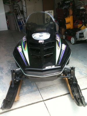 Snowmobile for Sale in MI, US