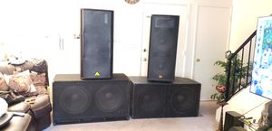 Dj Sound System for Sale in Marina, CA