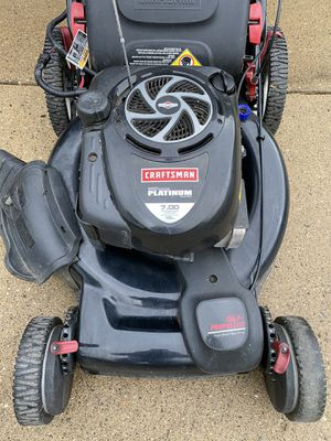 Craftsman Lawnmower for Sale in Troy, MI
