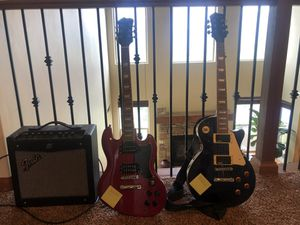 Electric Guitars and Amp for Sale in Sandy, UT