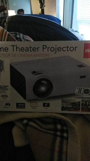 Home theater projector for Sale in San Angelo, TX