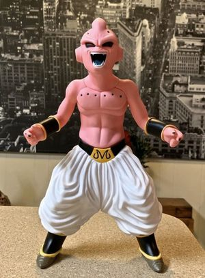 GIANT Kid Buu figure (Dragon Ball Z) - Dragon Ball Z | DBZ DBS Super Figure Model Statue for Sale in Miami, FL