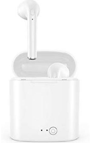 Bluetooth Earphone. Stereo in-Ear Headphones with 2 Wireless Built-in Microphone headset so for Sale in South Brunswick Township, NJ