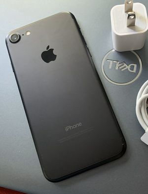 iPhone 7, 256GB - just like new, factory unlocked, clean IMEI, clear iCloud for Sale in Springfield, VA