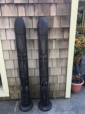 Wood sculptures for Sale in Mill Valley, CA