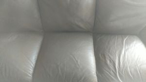 Nutuzzi leather couch for Sale in Durham, NC