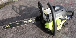 Poulan P3314 Chainsaw 33cc 14in for Sale in Graham, WA