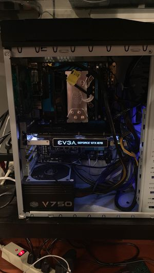 Custom high end gaming pc for Sale in Shoreline, WA