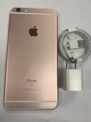 apple iphone 6s plus 64 gb unlocked with store warranty and receipt for Sale in Cambridge, MA