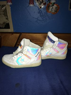 High top Converse weapon RARE size 4 youth size 6 in women for Sale in Lakewood, CA