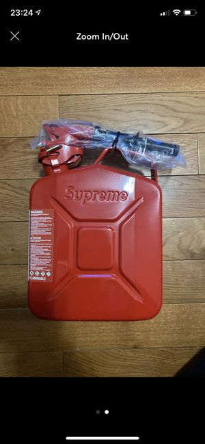 Supreme Wavian Jerry Fuel Can-5L for Sale in Albany, NY