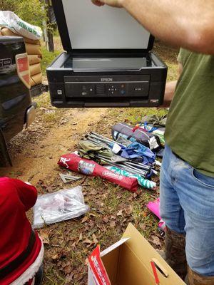 Epson xp130 printer for Sale in Tuscaloosa, AL