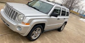 2007 jeep patriot limited for Sale in Chicago, IL