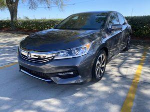 2016 Honda Accord EXL for Sale in Orlando, FL