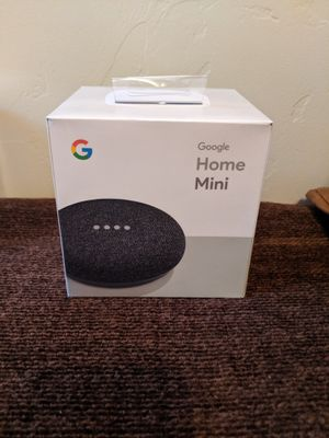 Google home mini and Chromecast for Sale in Vail, AZ