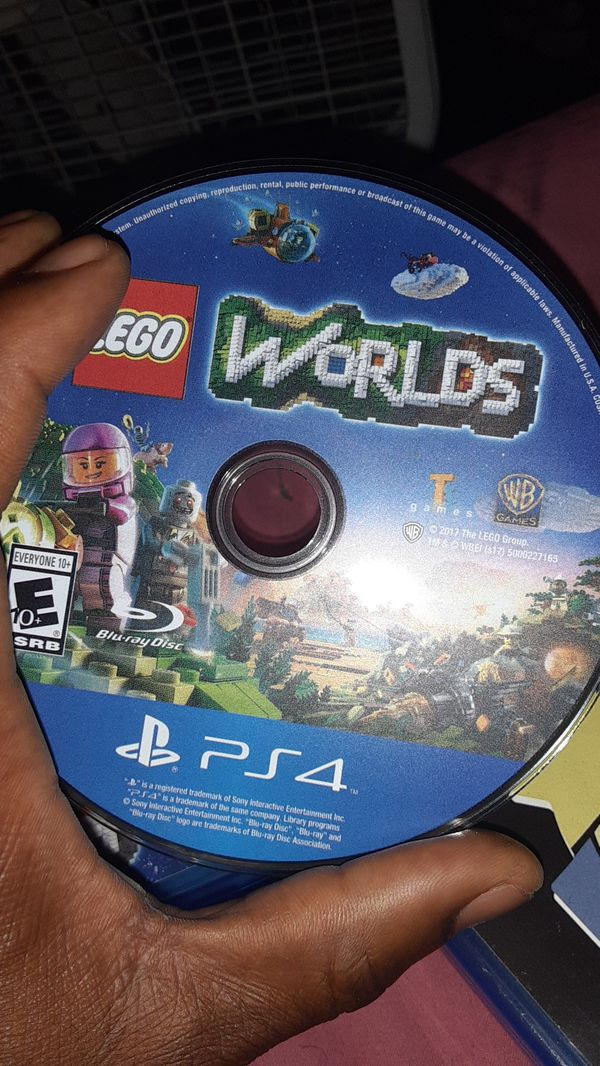 I have kids ps4 games for sale 35$ each and 1 adult game for 40