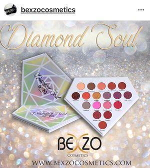 Bexzo cosmetics eyeshadow pallets for Sale in Gardena, CA